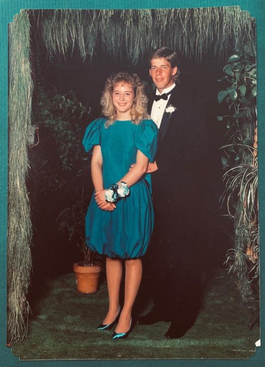 Junior Prom 1989